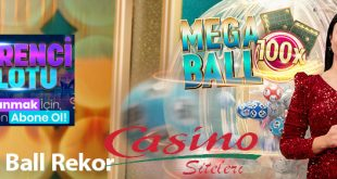 mega ball taktik